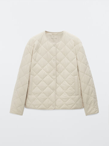 Kratka podložena jakna
