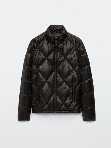 Prošivena jakna s ispunom