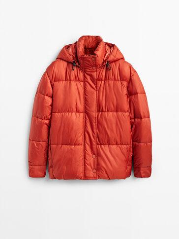Ohlapna puhasta jakna