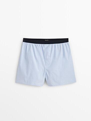 Pack calzoncillos cintura contraste
