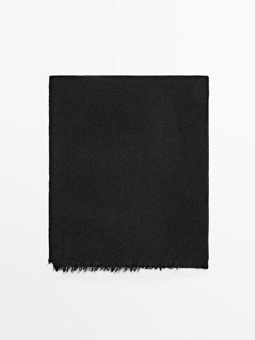 Tørklæde i 100% kashmir