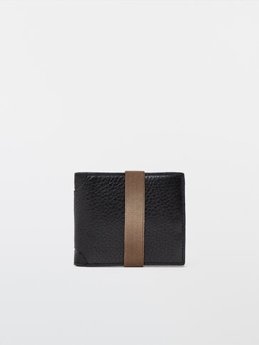 Montana leather wallet