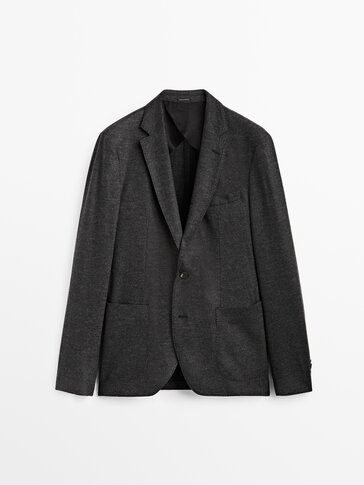 Wool suit blazer Limited Edition