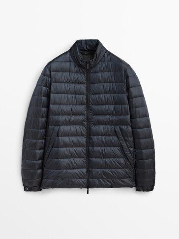 Lagana prošivena jakna s ispunom