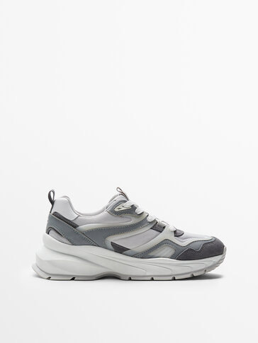 Technical trainers with grey pieces