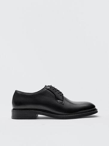 נעליים אלגנטיות מעור שחור