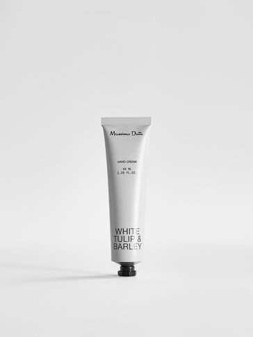 (40 ml) White Tulip & Barley hand cream