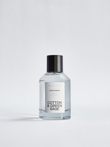 (100 ml) Cotton & Green Sage Eau de Parfum