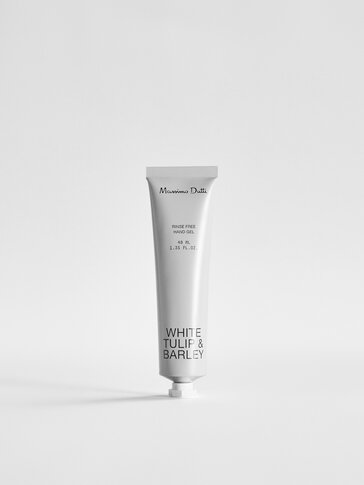 (40 ml) White Tulip & Barley cleansing gel
