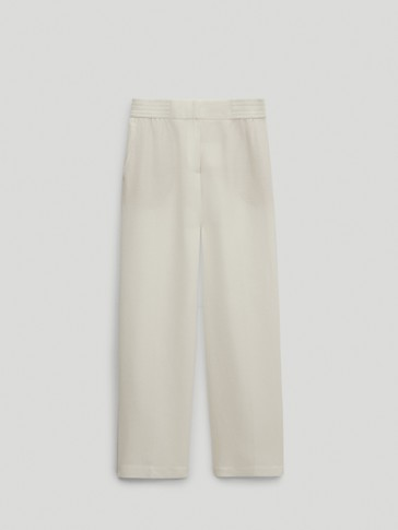 Pantalon coupe jogging