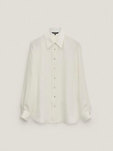 חולצה משוחררת 100% קופרו