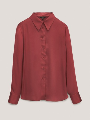 قميص منسدل
