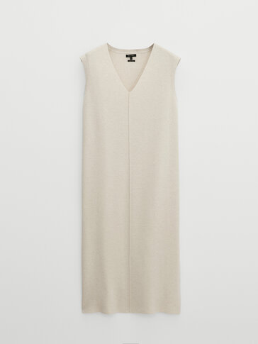Total Look knit dress