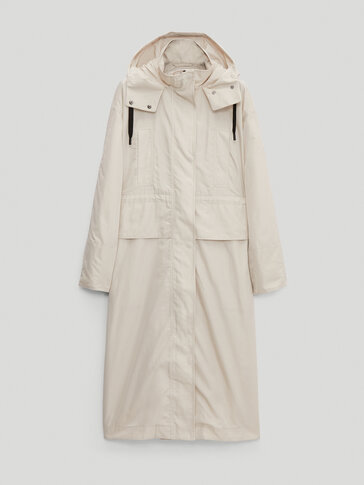 Lange Parka - Limited Edition