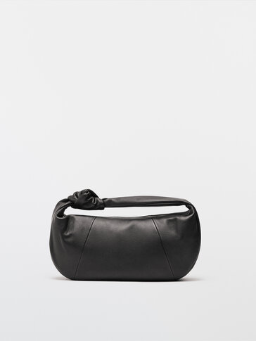 Nappa leather croissant bag - Limited Edition