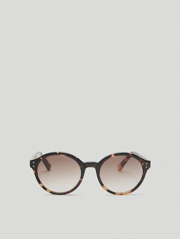 Gafas de sol estructura metal