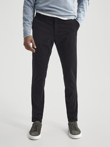 'Chino' stila bikses 'extra slim fit'