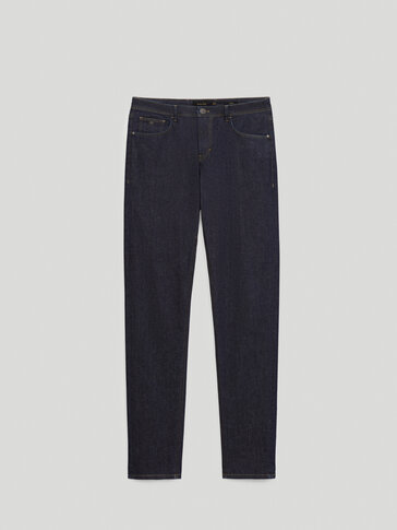 Lightweight slim fit jeans