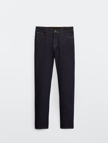 UDVASKEDE JEANS - REGULAR FIT
