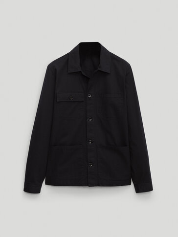 Cotton overshirt - Limited Edition
