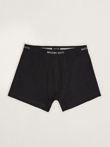 Unifarbene Unterhose