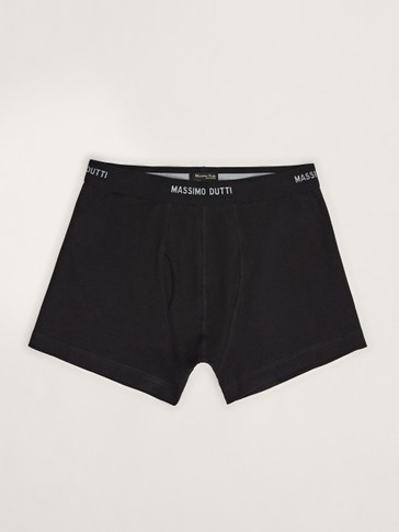 Plain boxers