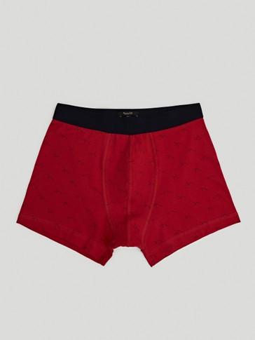 Celana boxer bergambar