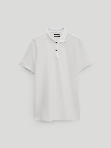 100% cotton short sleeve Polo shirt