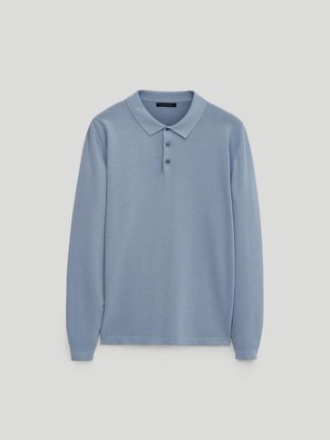 Jersey polo 100% algodón