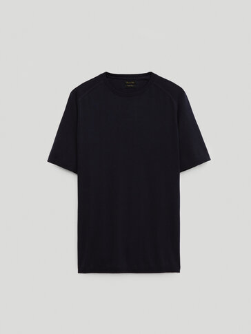 100% cotton knit T-shirt - Limited Edition