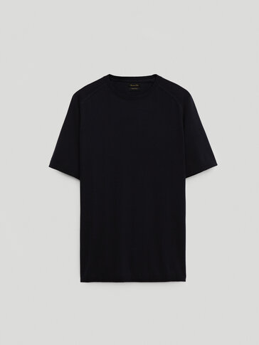 100% katoenen tricot T-shirt - Limited Edition