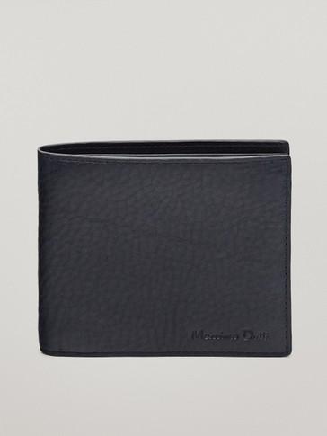 몬타나 가죽 지갑