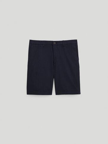 Bermudas algodón