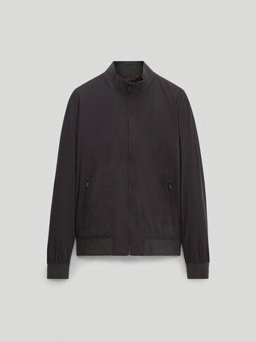 Light technical jacket