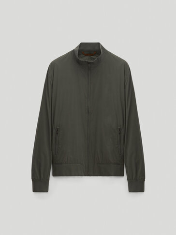 Light technical jacket