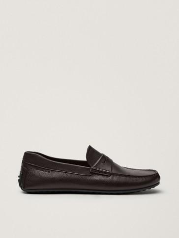 Zapato kiowa piel marrón